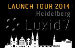 LuxidXLaunchTourHeidelberg